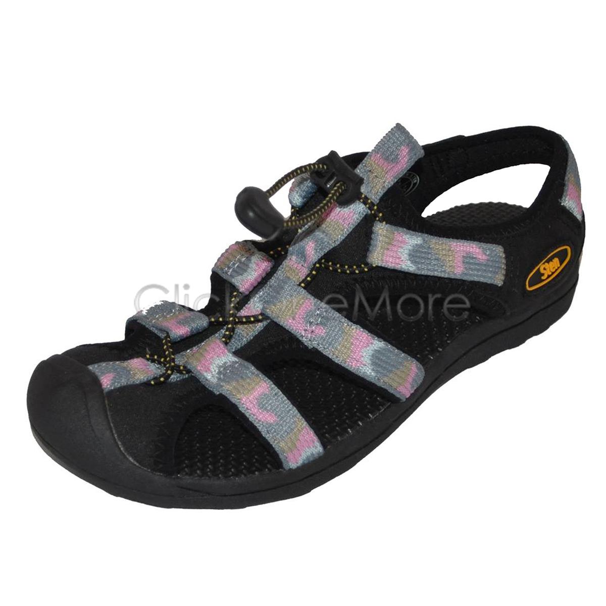 Luxury ECCO Womens Babett Sport Sandal Sandals In Warm Grey Metallic