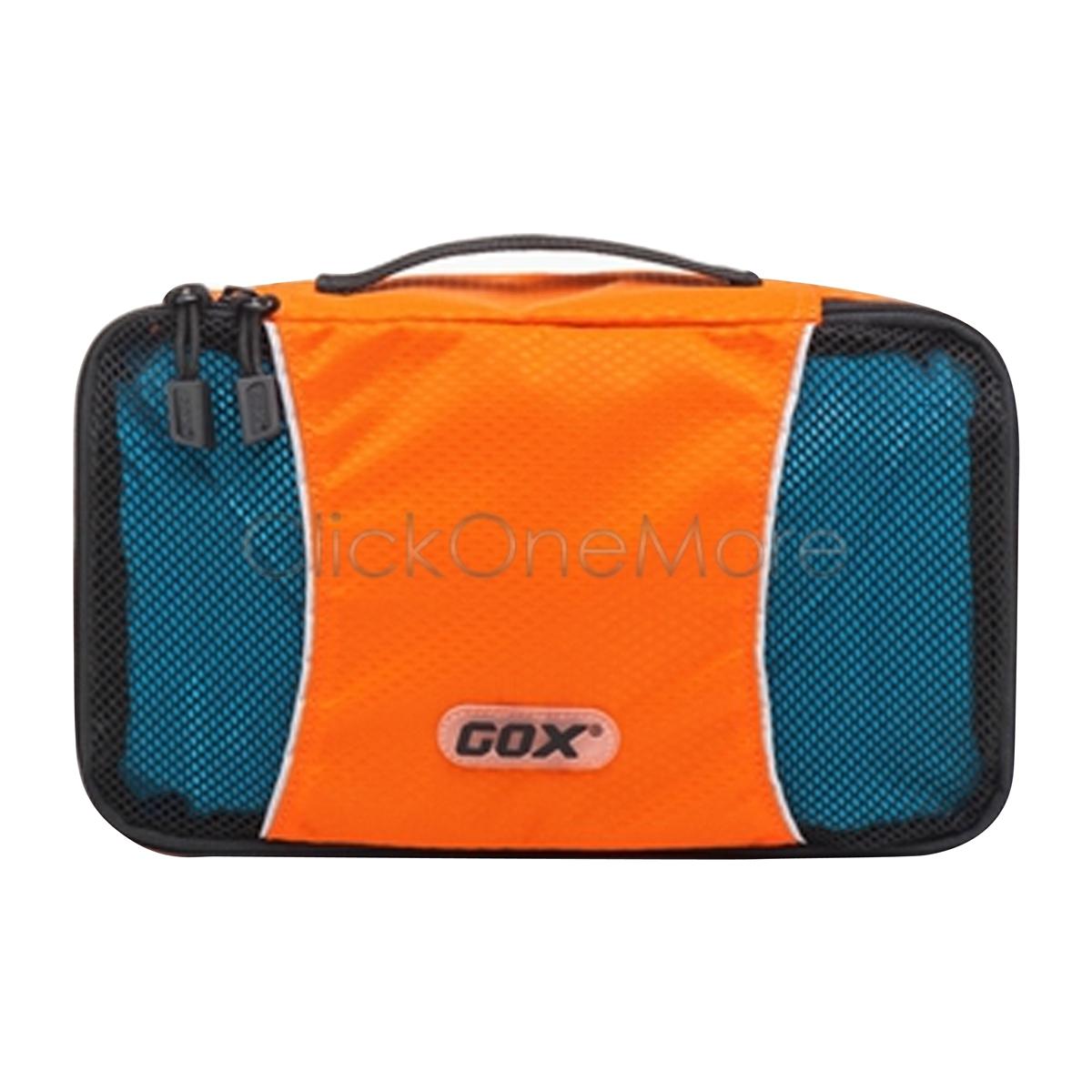 mini camping travel luggage organizer storage bag suitcase