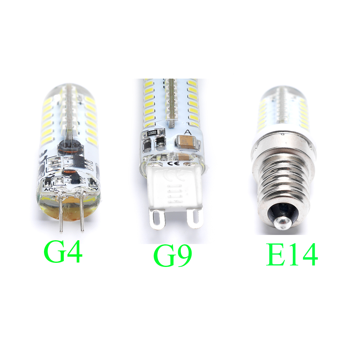 wow g4 g9 e14 led light capsule bulbs replace halogen lamp energy saving ac dc ebay. Black Bedroom Furniture Sets. Home Design Ideas