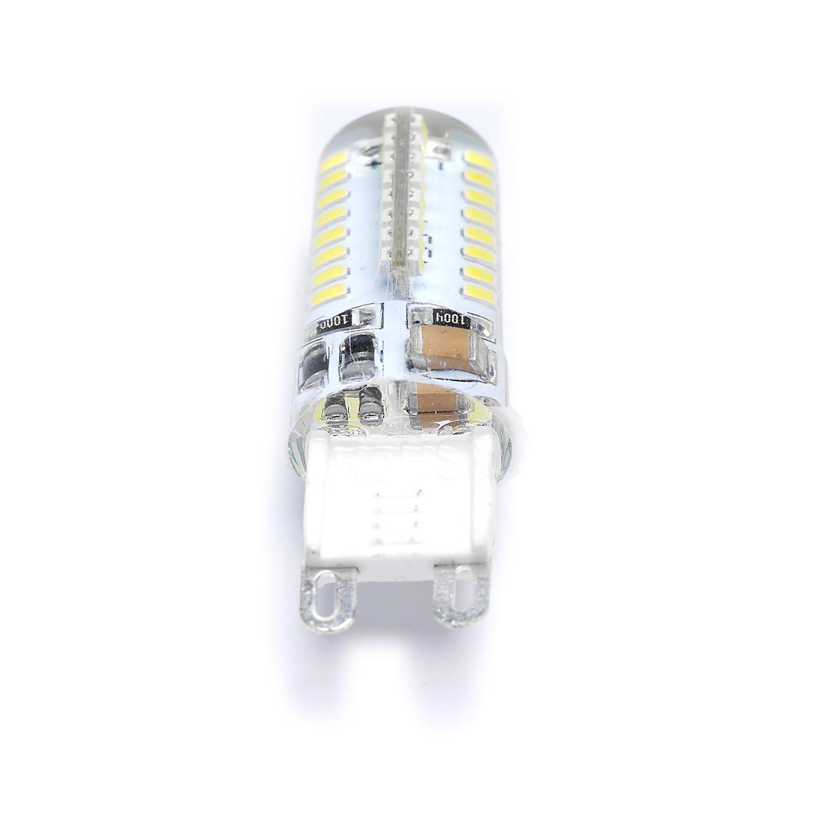 5 X G9 3W LED 3014 64 SMD Capsule Bulb Energy Saving ...